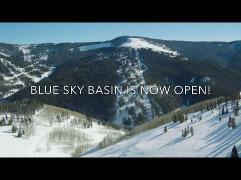 VAIL Blue Sky Basin  - © Vail Resorts