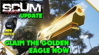 Scum - Scum Update round up (watch, Golden Eagle & bug fixes)