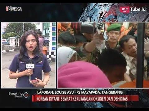 Putri, Korban Longsor Bandara Soetta Dilarikan ke RS Mayapada Pukul 3 Pagi WIB - Breaking News 06/02