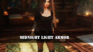 TES 5: Skyrim | Полуночная броня