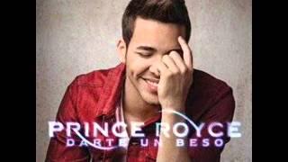 PRINCE ROYCE - DARTE UN BESO (Salsa 2013)