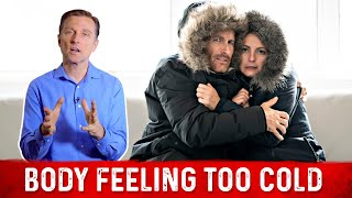 The 4 Causes of Feeling Too Cold : Dr.Berg
