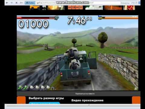 прохождение игры баранчик шон lamb rover уровень 7 by Anechka