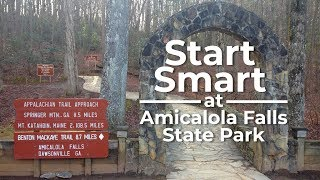 Start Smart at Amicalola Falls State Park | Appalachian Trail Conservancy