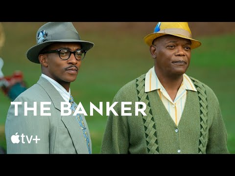 The Banker Movie Trailer