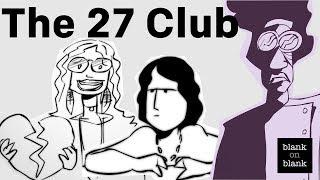 The 27 Club: Jim Morrison, Jimi Hendrix, Janis Joplin
