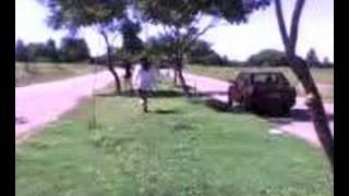 preview picture of video 'La Naty y el Bicho'