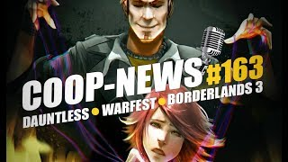 """Borderlands 3 уже скоро, Cимулятор выживания в стиле фильма """"Водный мир"""" / Coop-News #163"""