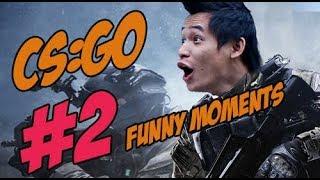 MixiGaming tổng hợp các tình huống hài CS:GO Phần 2. CS:GO Funny Moments