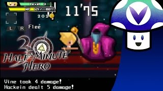 [Vinesauce] Vinny - Half-Minute Hero