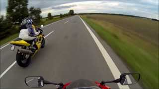 preview picture of video 'Honda CBR1000RR - Malacky Pass [160913]'