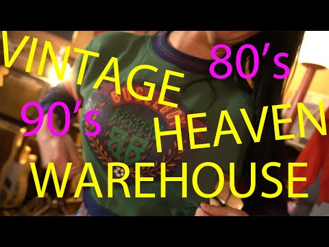 Vintage DEADSTOCK WAREHOUSE!!! Looney Tunes, Betty Boop, Dick Tracy, L.A. Gear, & more!!!