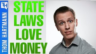 State Law Benefits Corporations Against You - You Lose (w/ Chad Nicholson)