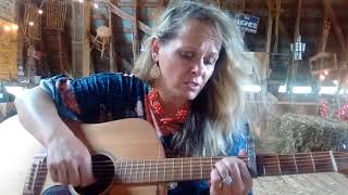 Donna Hughes sings 'Naomi Wise'