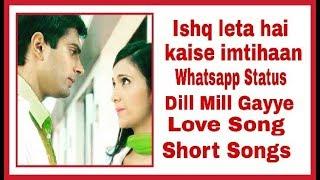 II Ishq Leta Hai Kaise Imtihaan lyrics II Whatsapp   - YouTube