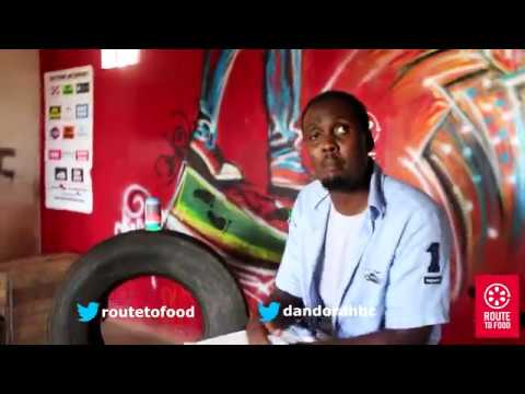 Dandora Hip Hop City collaboration with the Route to Food - Kalimani