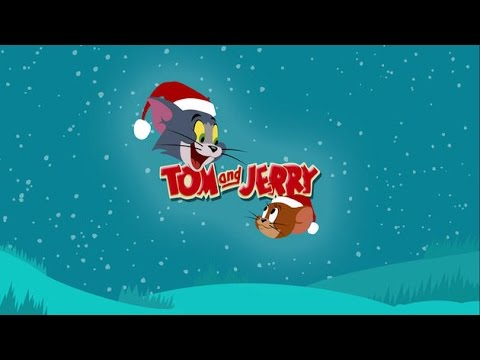 Tom és Jerry - Segítség a Télapónak online