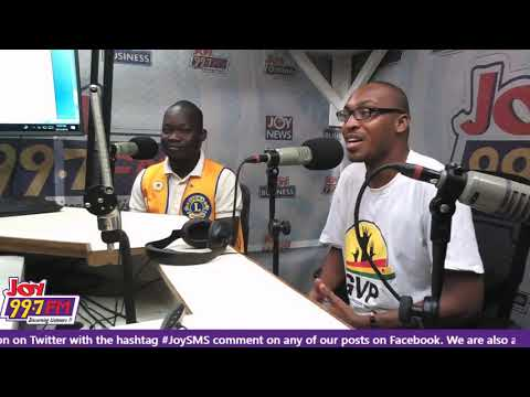 Volunteer Day - #JoySMS on Joy FM (21-9-18)