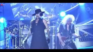 Queen+ Adam Lambert live in Tel Aviv | SEVEN SEAS OF RHYE (new opener) 12/9/2016