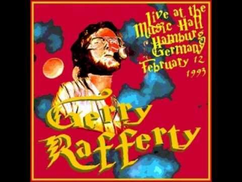 Gerry Rafferty (live) - The Right Moment