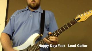 Happy Day(Fee) - Lead Guitar