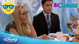 Gambar cover Liv and Maddie | Choose-a-Rooney | Official Disney Channel UK