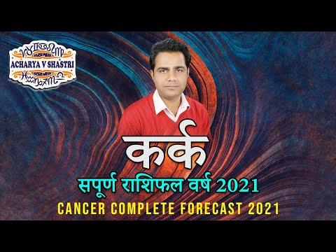 Cancer Complete Forecast 2021 - कर्क सपूर्ण राशिफल वर्ष 2021