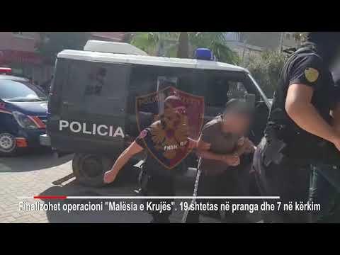 19 te arrestuar pas 3 muajsh hetime