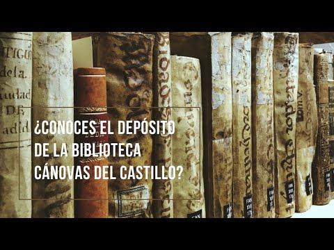 ¿Conoces el depósito de la Biblioteca Cánovas del Castillo?