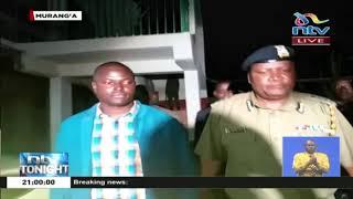 Kiharu MP Ndindi Nyoro arrested - VIDEO