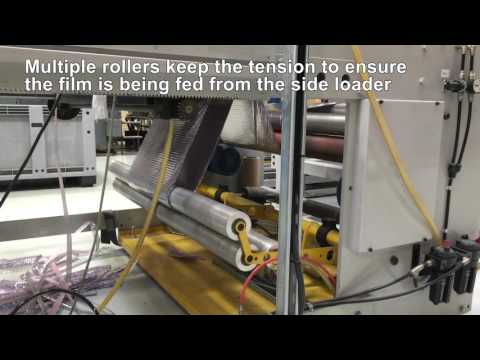 How Vermason Shielding Bubble Bags are manufactured
