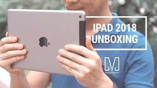 Apple iPad 9.7 (2018) Unboxing and Hands-on