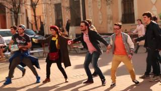 60 Флешмоб хорошего настроения Черкесск Che Style