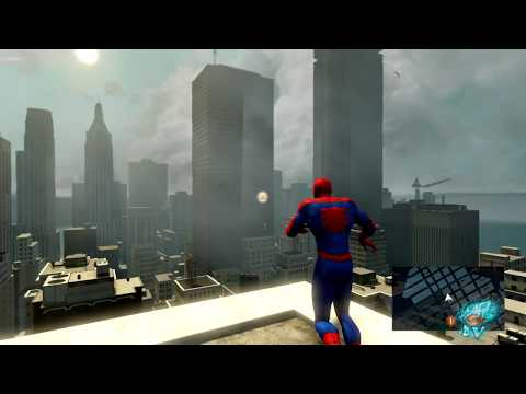 Download PS4 Spider-man Free Roam Gameplay - The Amazing