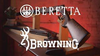 Browning 725 ProSport Vs Beretta 694