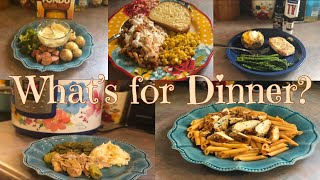 What's for Dinner?| Family Meal Ideas| November 5-11, 2018