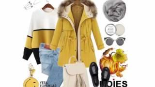 تأنقي في فصل الشتاء بأجمل حلة || أفكار لتنسيق ملابس الشتاء 2017