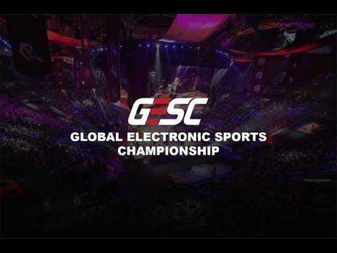 Geek Fam vs Fnatic | GESC E-Series: Jakarta | July
