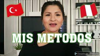 COMO APRENDI TURCO /PERUANA VIVIENDO EN TURQUIA