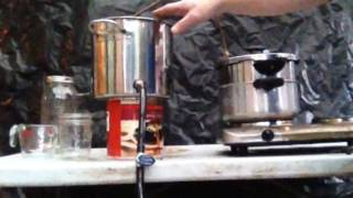 How to Run Your Homemade Still - DIY - Cleaning, Running & Storing Moonshine