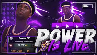 🚨 86% TO 99 OVERALL (8500+ PARK WINS) // BEST JUMPSHOT & BUILD // NBA 2K19 PARK