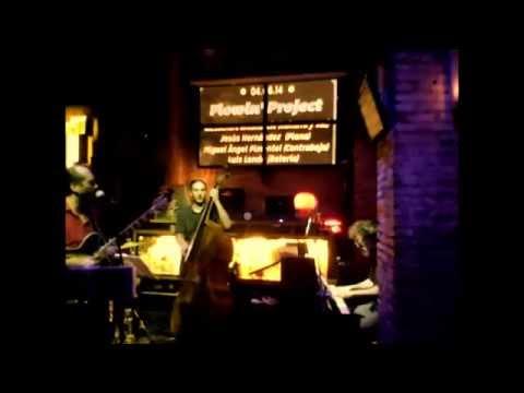 FLOWIN' PROJECT Jazz Quartet - Live @ Magic Granada: Bye bye Blackbird