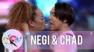 Chad confesses his feelings for Negi | #GGVSummerBoys | GGV Preshow