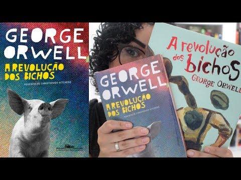 ANÁLISE CONCISA DE A REVOLUÇÃO DOS BICHOS, DE GEORGE ORWELL - HISTÓRIA E HQ | MUNDOS IMPRESSOS