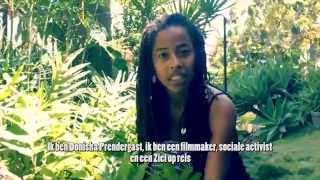 Granddaughter of Bob Marley visits Suriname