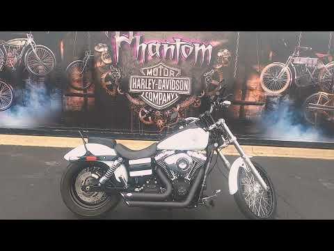 2013 Harley-Davidson Dyna Wide Glide FXDWG 103
