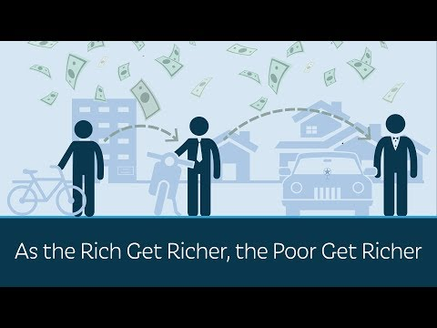 GALLERY: This is how the rich keep getting richer