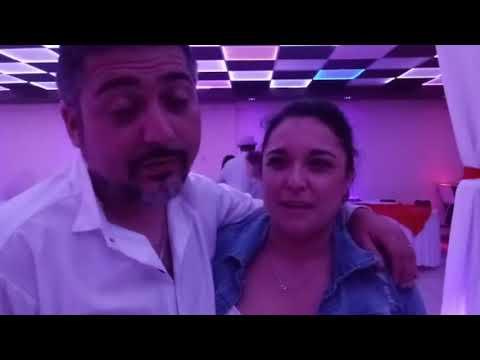 Daniela y Cristopher