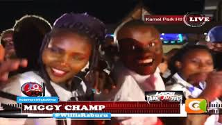 10 over 10 | Miggy Champ Performing live on stage