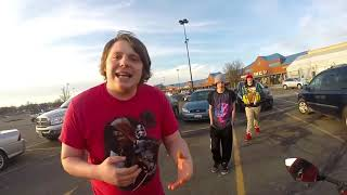 Shady Kids Confront Me in the Walmart Parking Lot